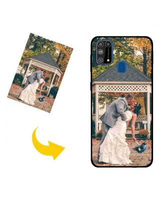 Skræddersyet Samsung Galaxy M31 Telefonkasse med dit eget design, fotos, tekster osv.