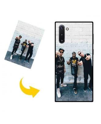 Personalizado Samsung Galaxy Note 10 5G Caja del teléfono con sus propias fotos, textos, diseño, etc.