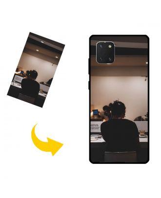 Tilpasset Samsung Galaxy Note 10 Lite Telefonkasse med dine fotos, tekster, design osv.