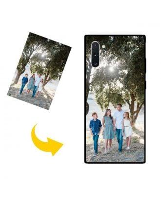 Speciaal gemaakt Samsung Galaxy Note 10 Plus Telefoonhoesje met uw foto's, teksten, ontwerp, etc.