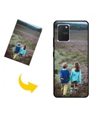 Personalizado Samsung Galaxy S10 Lite Caja del teléfono con sus fotos, textos, diseño, etc.