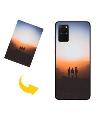 prispôsobiť Samsung Galaxy S20 Plus 5G Puzdro na telefón s vlastnými fotografiami, textami, dizajnom atď.