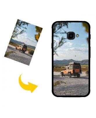 Mukautettu Samsung Galaxy Xcover 4s Puhelinlaukku omilla valokuvillasi, teksteillä, suunnittelulla jne.
