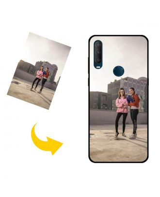 Customized Alcatel 1S (2020) Phone Case with Your Own Photos, Texts, Design, etc.
