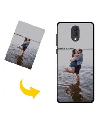 Customized Alcatel 3L Phone Case with Your Own Design, Photos, Texts, etc.