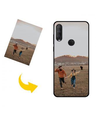 Спеціальний Alcatel 3L (2020) чохол для телефону з вашими фотографіями, текстами, дизайном тощо.