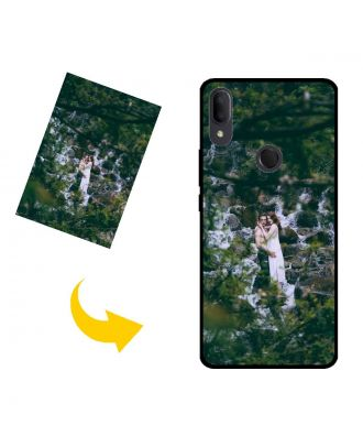 Custom Made Alcatel 3v (2019) Phone Case with Your Own Photos, Texts, Design, etc.