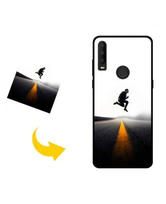 Customized Alcatel 3x (2019) Phone Case with Your Own Photos, Texts, Design, etc.