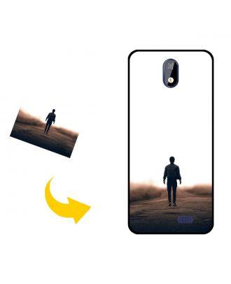 Aangepast Allview P10 Life telefoonhoesje met uw eigen ontwerp, foto's, teksten, etc.