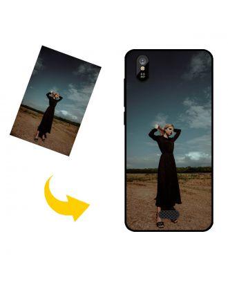 Tilpasset Allview P10 Mini telefonveske med eget design, bilder, tekster, etc.