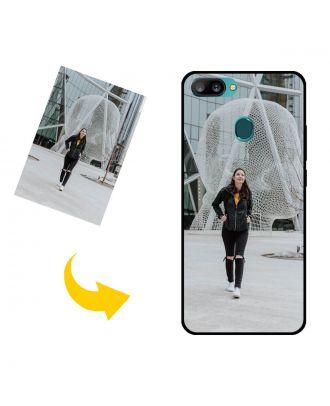 Egendefinert Allview P10 Pro telefonveske med egne bilder, tekster, design osv.
