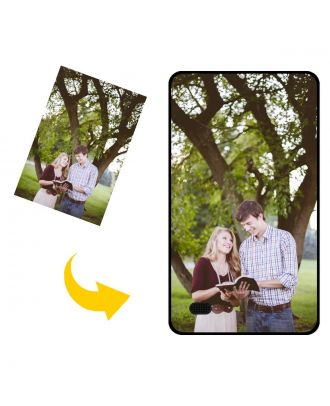 Personlig Allview Viva C703 telefonveske med eget design, bilder, tekster osv.