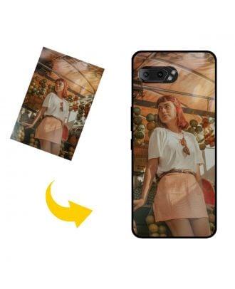 Brugerdefineret ASUS ROG Phone II ZS660KL telefonetui med dine fotos, tekster, design osv.
