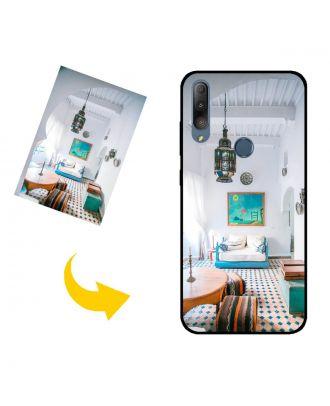 Prispôsobené ASUS Zenfone Max Shot ZB634KL puzdro na telefón s vlastnými fotografiami, textami, dizajnom atď.