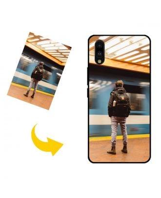 Gepersonaliseerd BLU Bold N1 telefoonhoesje met je eigen ontwerp, foto's, teksten, etc.