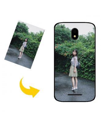 Індивідуальний BLU C5 2019 чохол для телефону з власними фотографіями, текстами, дизайном тощо.