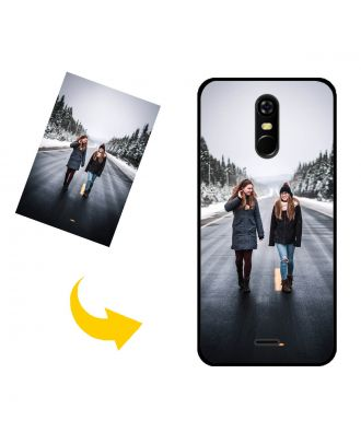 Customized BLU C6 2019 Phone Case with Your Photos, Texts, Design, etc.