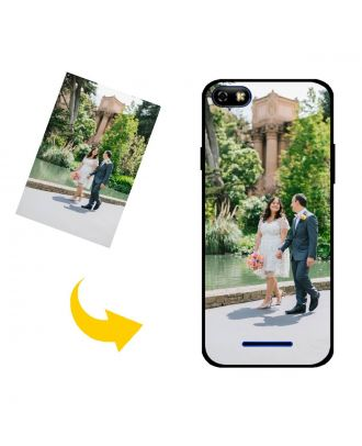 Personalized BLU G5 Phone Case with Your Photos, Texts, Design, etc.