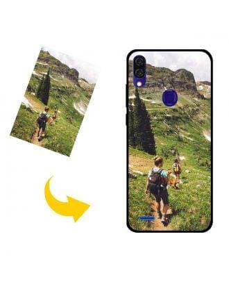 Gepersonaliseerd BLU G60 telefoonhoesje met je eigen ontwerp, foto's, teksten, etc.