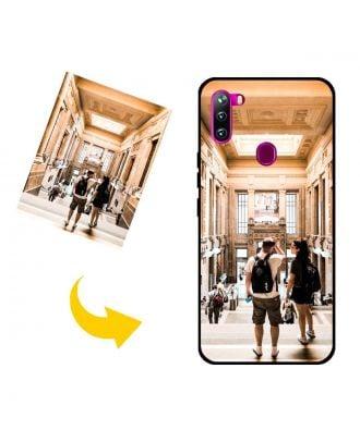 Tilpasset BLU G90 telefonetui med dine egne fotos, tekster, design osv.