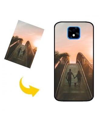 Виготовлений на замовлення BLU J2 чохол для телефону з вашими фотографіями, текстами, дизайном тощо.