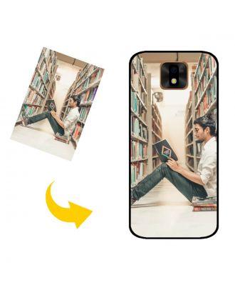 Kendi Fotoğraflarınız, Metinleriniz, Tasarımınız vb.İle Özel Yapılmış BLU J4 Telefon Kılıfı