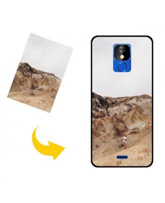 Personlig BLU J6 telefonetui med dine egne fotos, tekster, design osv.
