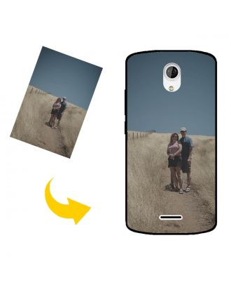Персоналізований BLU Studio X8 HD (2019) чохол для телефону з власними фотографіями, текстами, дизайном тощо.