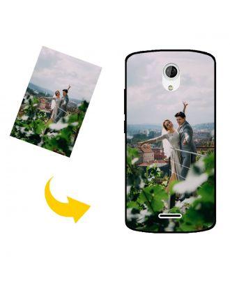 Tilpasset BLU Studio X9 HD telefon etui med dit eget design, fotos, tekster osv.