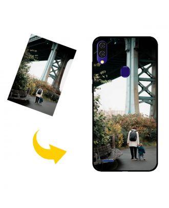 Tilpasset BLU VIVO X6 telefon etui med dit eget design, fotos, tekster osv.
