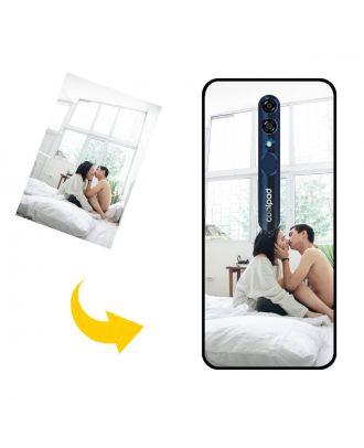 Персоналізований Coolpad Legacy 5G чохол для телефону з власними фотографіями, текстами, дизайном тощо.