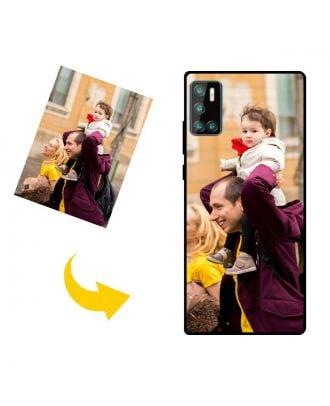 Personlig CUBOT J9 telefonveske med egne bilder, tekster, design osv.