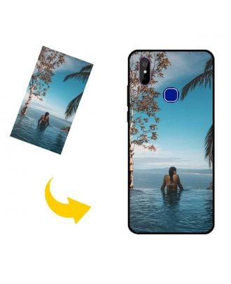 Personalized CUBOT Max2 Phone Case with Your Own Design, Photos, Texts, etc.