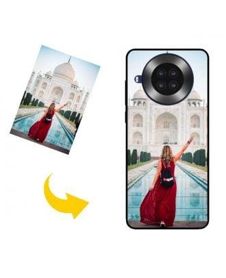 Fotoğraflarınız, Metinleriniz, Tasarımınız vb.İle Özelleştirilmiş CUBOT Note 20 Pro Telefon Kılıfı
