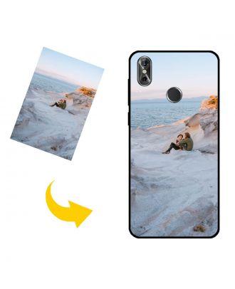 Виготовлений на замовлення CUBOT P20 чохол для телефону з вашими фотографіями, текстами, дизайном тощо.