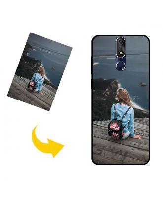 Kendi Tasarımınız, Fotoğrafları, Metinleri vb.İle Özel CUBOT Power Telefon Kılıfı