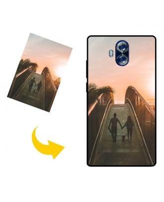 Carcasa de teléfono Doogee MIX Lite personalizada con sus fotos, textos, diseño, etc.