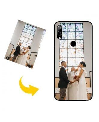 Виготовлений на замовлення Doogee N10 чохол для телефону з власним дизайном, фотографіями, текстами тощо.