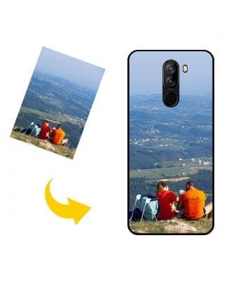 Carcasa de teléfono Doogee X60L personalizada con sus fotos, textos, diseño, etc.