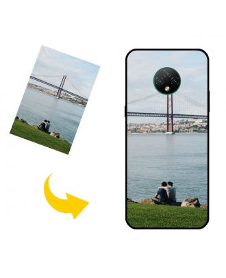 Carcasa de teléfono Doogee X95 personalizada con sus fotos, textos, diseño, etc.