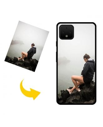 Custom Made Google Pixel 4 Phone Case with Your Photos, Texts, Design, etc.
