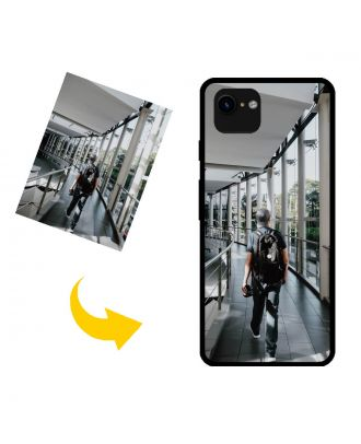 Custom Made Google Pixel 4 XL Phone Case with Your Photos, Texts, Design, etc.