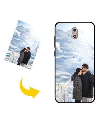 Carcasa de teléfono Hafury Mix personalizada con sus propias fotos, textos, diseño, etc.