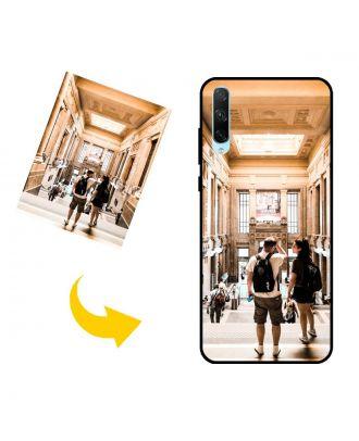 Gepersonaliseerd HONOR 20 lite (China) telefoonhoesje met je eigen foto's, teksten, ontwerp, etc.