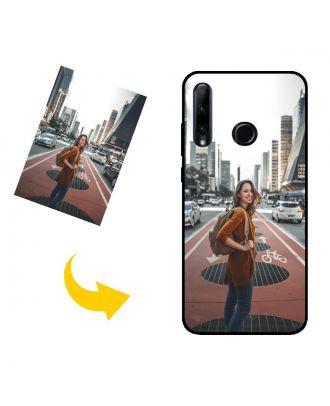 Prispôsobené HONOR 20e puzdro na telefón s vlastnými fotografiami, textami, dizajnom atď.