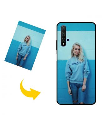 Personalized HONOR 20S Phone Case with Your Own Design, Photos, Texts, etc.