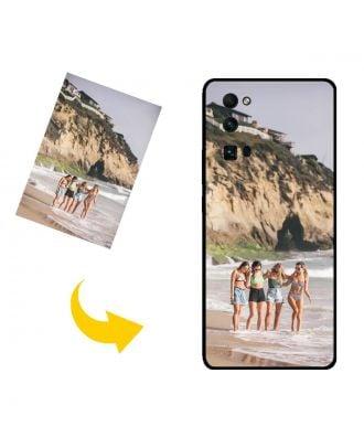Custodia per telefono HONOR 30 Pro personalizzata con il tuo design, foto, testi, ecc.