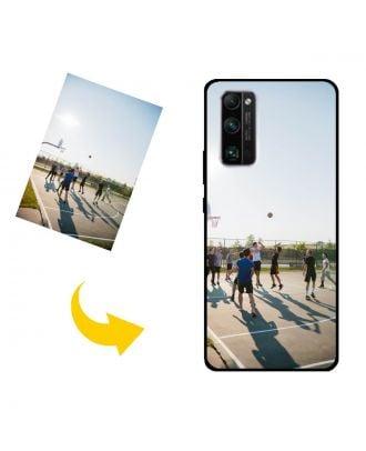 Tilpasset HONOR 30 Pro+ telefonetui med dine egne fotos, tekster, design osv.