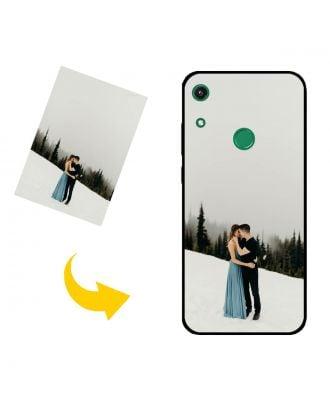 Gepersonaliseerd HONOR 8A Prime telefoonhoesje met je eigen foto's, teksten, ontwerp, etc.