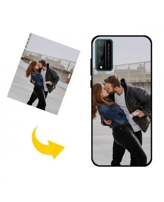 Fotoğraflarınız, Metinleriniz, Tasarımınız vb.İle Kişiselleştirilmiş HONOR Play 4T Pro Telefon Kılıfı